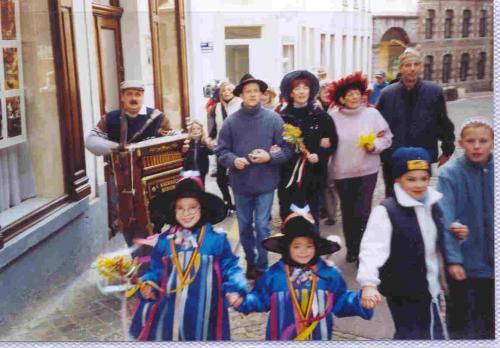 Carnaval 2004 Lund1